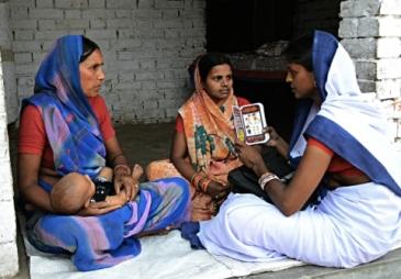 MobileKunji in use in Bihar